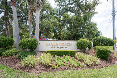 St Augustine Single Family Home For Sale: 453 Island View Cir