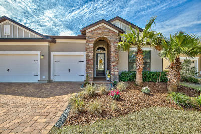 Ponte Vedra Beach Single Family Home For Sale: 96 Stony Ford Dr