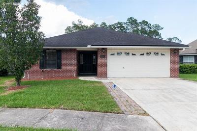 Jacksonville Single Family Home For Sale: 15529 Turkoman Cir