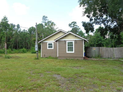 Duval County Single Family Home For Sale: 5538 Catoma St