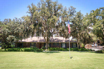 St. Johns County Single Family Home For Sale: 637 Cr 13 S