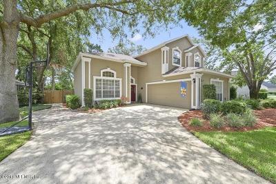 Jacksonville Single Family Home For Sale: 4347 Hanover Park Dr