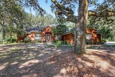 Mandarin Single Family Home For Sale: 12522 Brady Rd