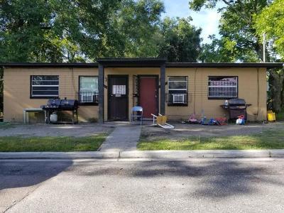 Jacksonville Multi Family Home For Sale: 1540 E 9th St
