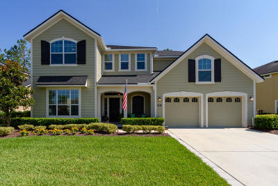 St. Johns County Single Family Home For Sale: 282 Willow Winds Pkwy