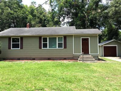 Jacksonville Single Family Home For Sale: 9046 Harrison Ave
