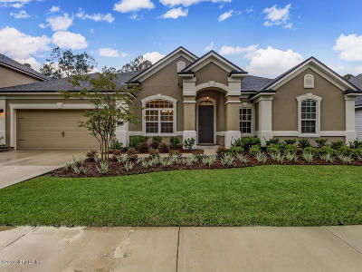 Orange Park Single Family Home For Sale: 2130 Club Lake Dr