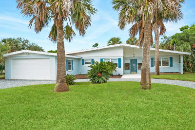 St. Johns County Single Family Home For Sale: 91 Ocean Dr