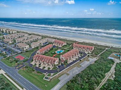 St Augustine Condo For Sale: 8200 S A1a (Ocean Front & Garage) #44