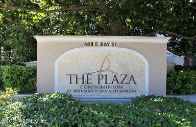Jacksonville Condo For Sale: 400 W Bay St #406