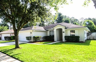 Jacksonville Single Family Home For Sale: 1033 Mystic Harbor Dr