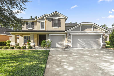 Jacksonville FL Single Family Home For Sale: $417,000