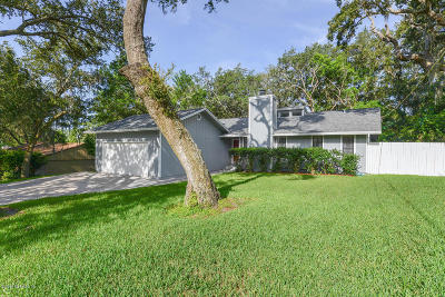 Duval County Single Family Home For Sale: 2172 Spanish Bluff Dr