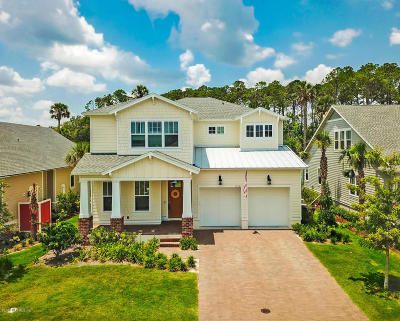 Atlantic Beach Single Family Home For Sale: 1710 Maritime Oak Dr