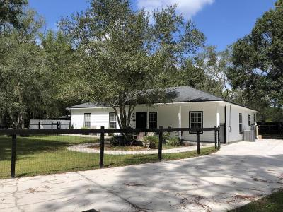 St Augustine Single Family Home For Sale: 31 Townsend Pl