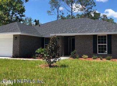 Jacksonville FL Single Family Home For Sale: $254,900