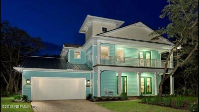 St Augustine FL Single Family Home For Sale: $529,000