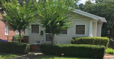Duval County Single Family Home For Sale: 1291 Ingleside Ave