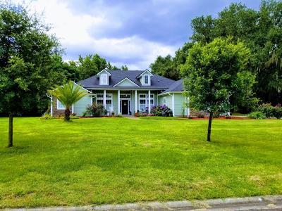 Jacksonville Single Family Home For Sale: 8122 Sierra Oaks Blvd