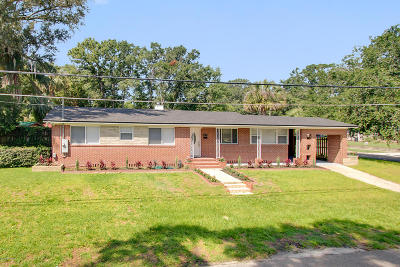 Duval County Single Family Home For Sale: 1644 Pine Grove Ave