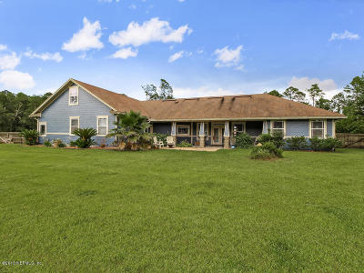 Duval County Single Family Home For Sale: 1921 New Berlin Rd