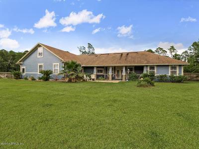 Jacksonville Single Family Home For Sale: 1921 New Berlin Rd