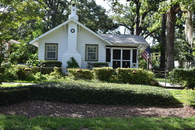 Duval County Single Family Home For Sale: 3640 Boone Park Ave