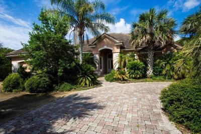 Single Family Home For Sale: 46 Island Estates Pkwy