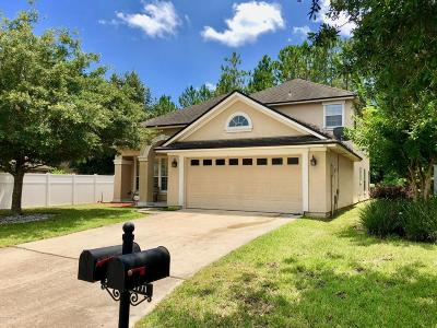 Oakleaf Plantation Single Family Home For Sale: 3767 Pondview St