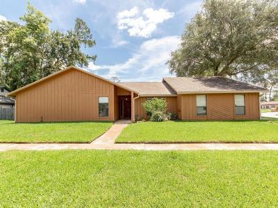 Jacksonville Single Family Home For Sale: 10389 Tawa Trl
