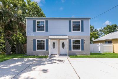 Jacksonville Beach FL Townhouse For Sale: $266,000