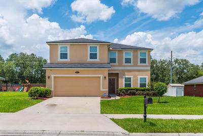 Jacksonville Single Family Home For Sale: 9257 Spider Lily Ln