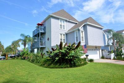 Atlantic Beach, Jacksonville Beach, Neptune Beach Single Family Home For Sale: 3322 1st St S