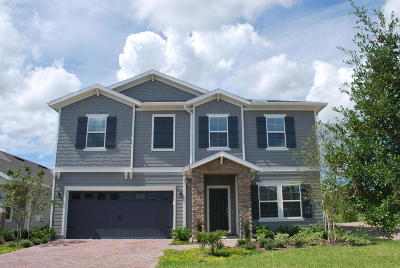 Duval County Single Family Home For Sale: 1573 Mathews Manor