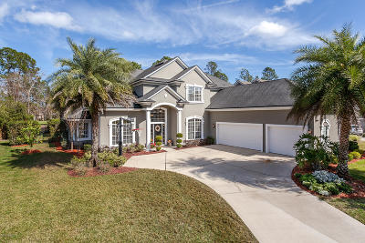 Fleming Island Single Family Home For Sale: 1964 Hickory Trace Dr