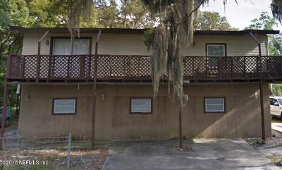Jacksonville Single Family Home For Sale: 5631 Alta St