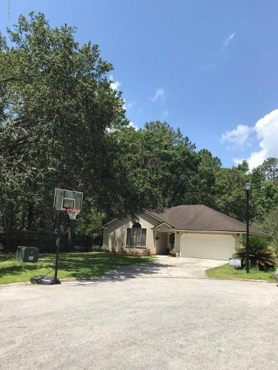 Jacksonville Single Family Home For Sale: 11574 Lazy Willow Ln