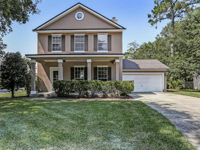 Fernandina Beach FL Single Family Home For Sale: $409,700