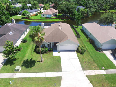St. Johns County Single Family Home For Sale: 721 Lake Geneva Dr