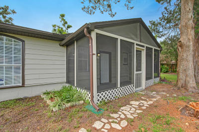 Jacksonville Single Family Home For Sale: 2937 Tinsley Rd