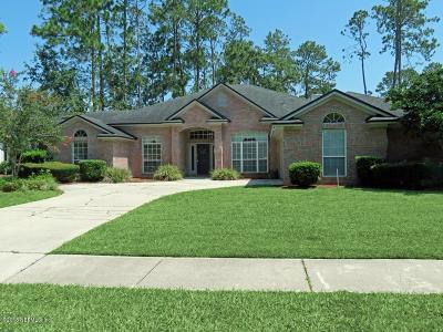 Jacksonville Single Family Home For Sale: 3737 Reedpond Dr N