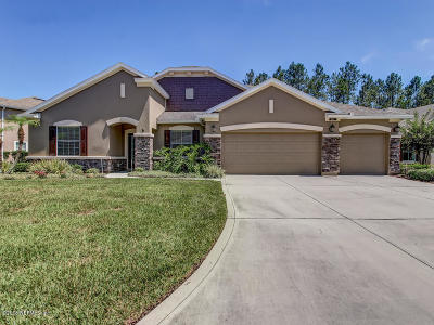 St Johns Single Family Home For Sale: 441 Willow Winds Pkwy