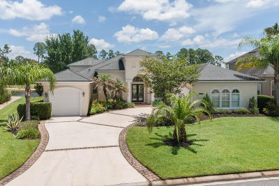 Fleming Island Single Family Home For Sale: 1988 Hickory Trace Dr