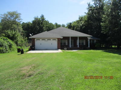 Starke Single Family Home For Sale: 9715 SW 136th St
