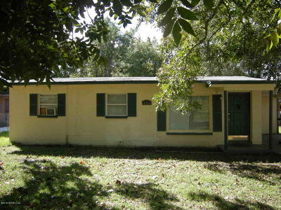 Clay County, Duval County, St. Johns County Single Family Home For Sale: 4022 Spires Ave