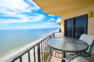 Jacksonville Beach Condo For Sale: 1901 1st St #1805