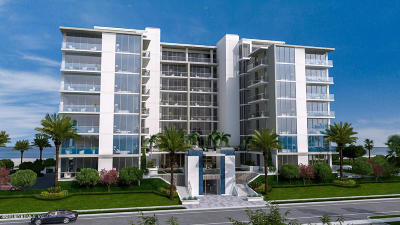 Atlantic Beach, Jacksonville Beach, Neptune Beach Condo For Sale: 1401 1st St S #504