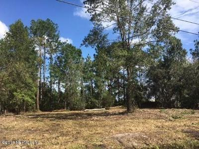St. Johns County Residential Lots & Land For Sale: 5152 Gracewood Ln