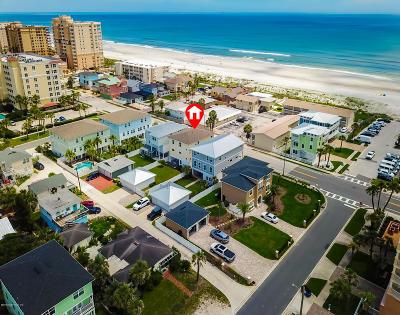 Jacksonville Beach Single Family Home For Sale: 1030 1st St N