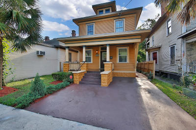 Single Family Home For Sale: 2121 N Pearl St